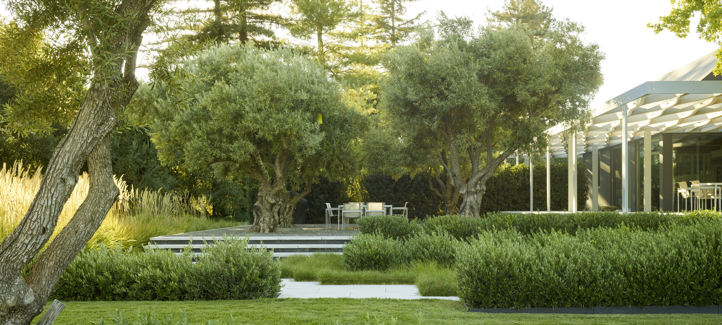 andrea cochran landschap en tuin zijn één geheel